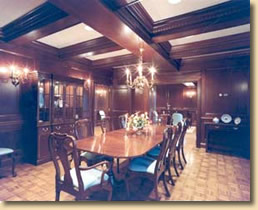 Custom Woodwork, Inc. is Richmond Virginia's leading manufacture of high quality architectural casework, millwork, and furniture.